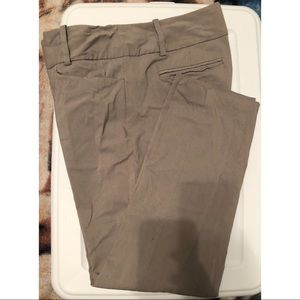 The Limited Grey Skinny Pant - Size 12